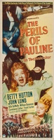 The Perils of Pauline movie poster (1947) picture MOV_e940e921