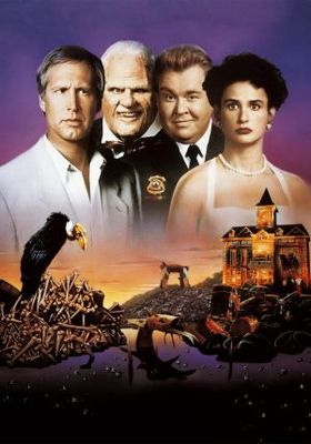 Nothing But Trouble movie poster (1991) poster MOV_e942633a
