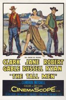 The Tall Men movie poster (1955) picture MOV_e94514b5
