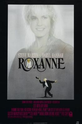 Roxanne movie poster (1987) poster MOV_e9478747