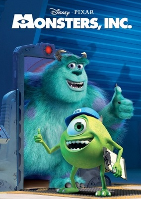 Monsters Inc movie poster (2001) poster MOV_e94ca525
