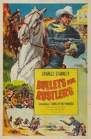 Bullets for Rustlers movie poster (1940) picture MOV_e9514905