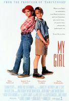 My Girl movie poster (1991) picture MOV_e957c4f6