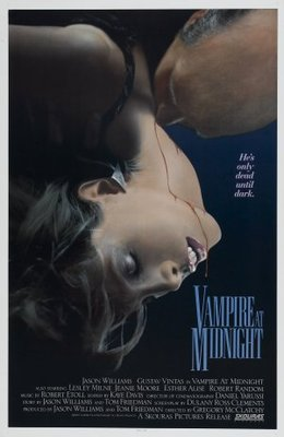Vampire at Midnight movie poster (1988) poster MOV_e957ecd5