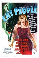 Cat People movie poster (1942) picture MOV_e95ce7f4