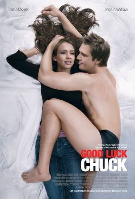Good Luck Chuck movie poster (2007) poster MOV_e95d455f