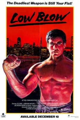 Low Blow movie poster (1986) poster MOV_e95f112d