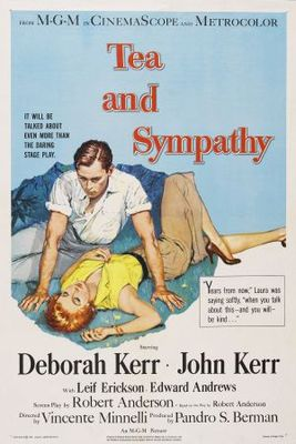 Tea and Sympathy movie poster (1956) poster MOV_e96dd729
