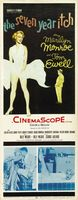 The Seven Year Itch movie poster (1955) picture MOV_e974841c