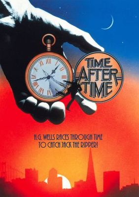Time After Time movie poster (1979) poster MOV_e976b7bc