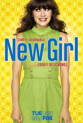 New Girl movie poster (2011) poster MOV_e977adda