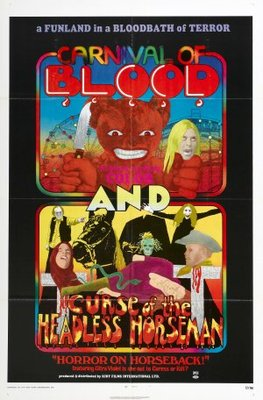 Carnival of Blood movie poster (1970) poster MOV_e978742e