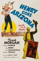 Henry Goes Arizona movie poster (1939) picture MOV_e97b3a9a