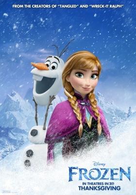Frozen movie poster (2013) poster MOV_e9805518