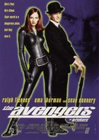 The Avengers movie poster (1998) picture MOV_e98bb979