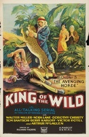 King of the Wild movie poster (1931) picture MOV_e98c9f7b