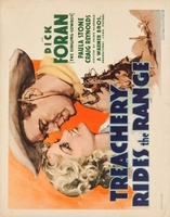 Treachery Rides the Range movie poster (1936) picture MOV_e9930b8f