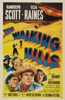 The Walking Hills movie poster (1949) picture MOV_e9a1059c