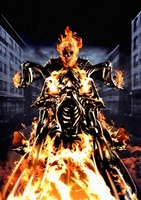 Ghost Rider movie poster (2007) picture MOV_71562009