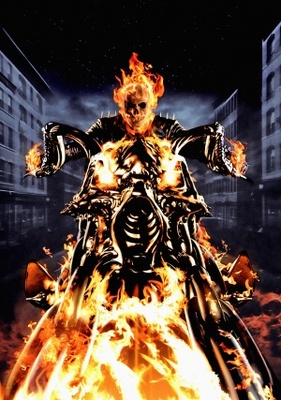Ghost Rider movie poster (2007) poster MOV_e9a76d26
