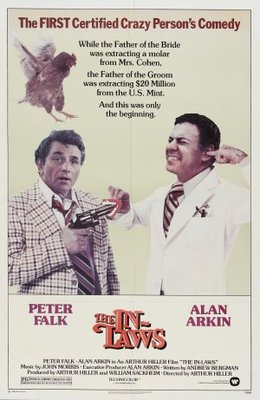 The In-Laws movie poster (1979) poster MOV_e9a7b582