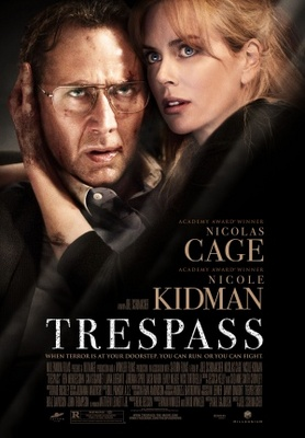 Trespass movie poster (2011) poster MOV_e9aa895c