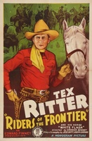 Riders of the Frontier movie poster (1939) picture MOV_e9c24596