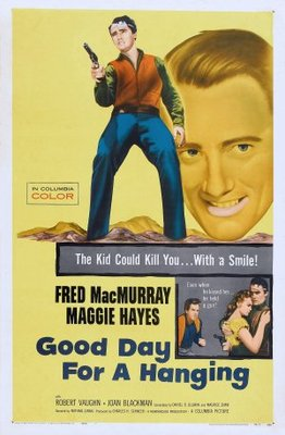 Good Day for a Hanging movie poster (1959) poster MOV_e9c509aa