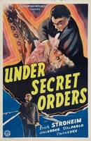 Under Secret Orders movie poster (1937) picture MOV_e9c81fb1