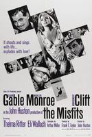 The Misfits movie poster (1961) picture MOV_e9ca6ff7