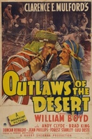 Outlaws of the Desert movie poster (1941) picture MOV_e9dfe5d5