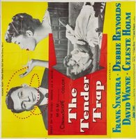 The Tender Trap movie poster (1955) picture MOV_e9e043c9