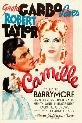 Camille movie poster (1936) poster MOV_e9e89777