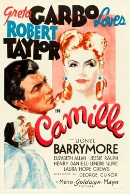 Camille movie poster (1936) poster MOV_e9e89777