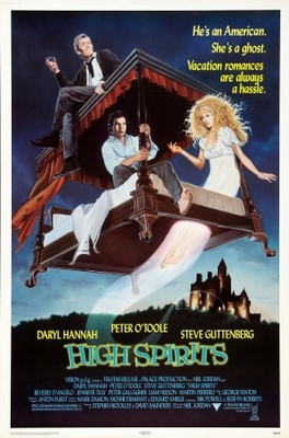 High Spirits movie poster (1988) poster MOV_e9e9592f
