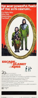 Escape from the Planet of the Apes movie poster (1971) poster MOV_e9e9b8fd