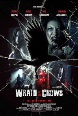 Wrath of the Crows movie poster (2013) poster MOV_e9ec8788