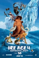 Ice Age: Continental Drift movie poster (2012) picture MOV_e9f00b2b