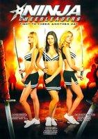 Ninja Cheerleaders movie poster (2007) picture MOV_e9f82b42