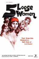 Five Loose Women movie poster (1974) picture MOV_e9f830d0