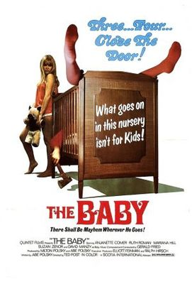 The Baby movie poster (1973) poster MOV_ea03627e