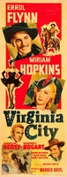 Virginia City movie poster (1940) picture MOV_ea0ab8f9