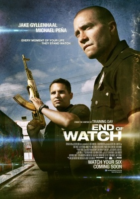 End of Watch movie poster (2012) poster MOV_ea0c226b