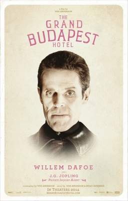 The Grand Budapest Hotel movie poster (2014) poster MOV_ea0dfbc2