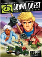 Jonny Quest movie poster (1964) picture MOV_ea0e3d34