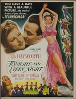 Tonight and Every Night movie poster (1945) picture MOV_ea0ecac0