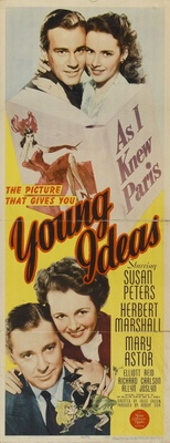 Young Ideas movie poster (1943) poster MOV_ea0ed753