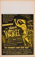 The Naked Witch movie poster (1961) picture MOV_ea10e27e