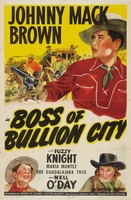 Boss of Bullion City movie poster (1940) picture MOV_ea14bd5b