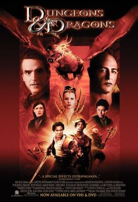 Dungeons And Dragons movie poster (2000) poster MOV_ea1513e4